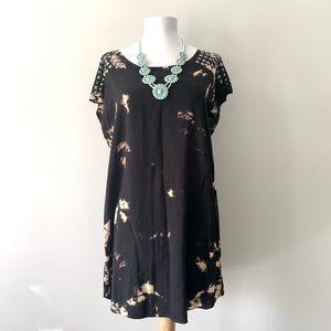 Tie Dye Mini Dress 🔮⚡️